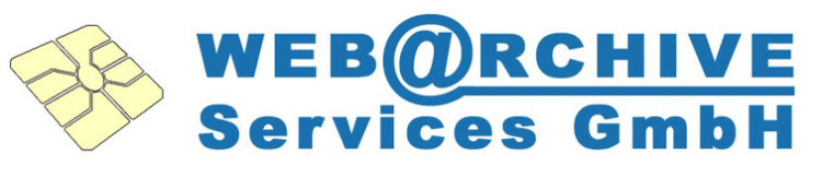 webarchive services GmbH